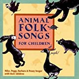 Capa do álbum Animal Folk Songs for Children
