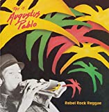 Capa de Rebel Rock Reggae: This Is Augustus Pablo
