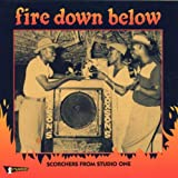 Capa do álbum Fire Down Below