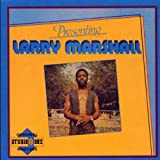 Album cover for Presenting Larry Marshall