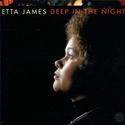 CD-Cover: Etta James - Deep In the Night