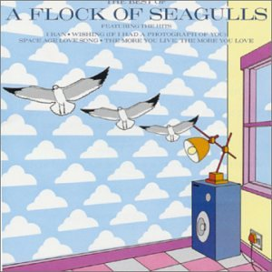 A Flock of Seagulls - I Ran Lyrics - Lyrics2You