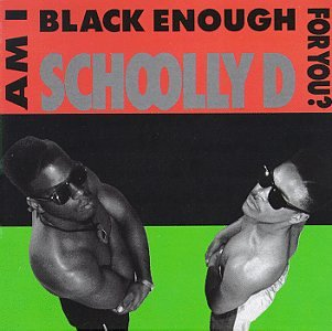 Cubierta del álbum de Am I Black Enough for You?