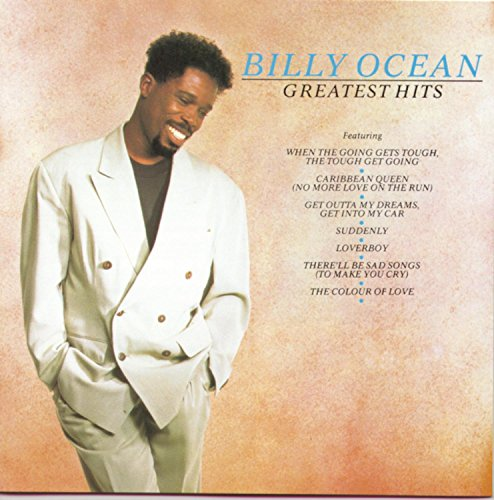 Billy Ocean - The Ultimate Collection of Rock & Roll #1:Number 1 Hits Of The 80