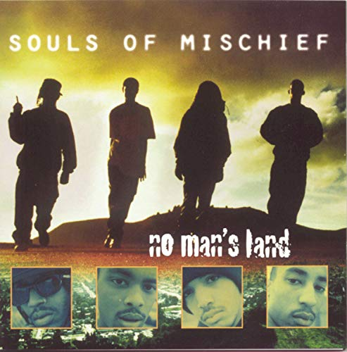 Pochette de l'album pour No Man`s Land