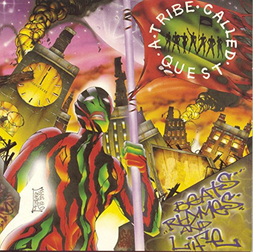 A Tribe Called Quest - Motivators Lyrics - Zortam Music