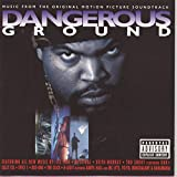 Album cover for Dangerous Ground
