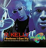 Album cover for I Believe I Can Fly