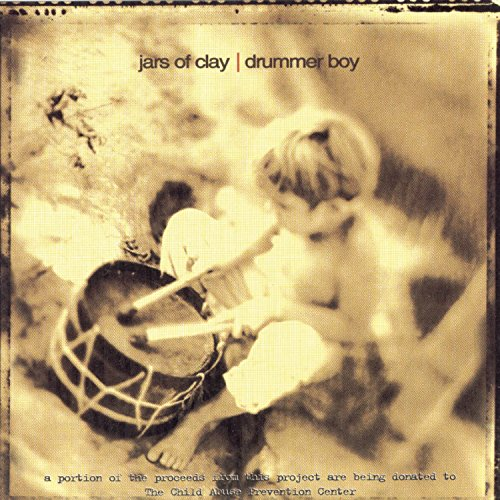 Drummer Boy by Jars of Clay album cover