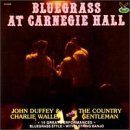 Album cover for Bluegrass at Carnegie Hall