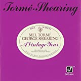 Mel Tormé and George Shearing - A Vintage Years