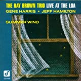 Album cover for Summer Wind: Live at the Loa