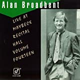 Pochette de l'album pour Live At Maybeck Recital Hall Volume Fourteen