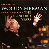 Capa de Best of Woody Herman & His Big Band: The Concord Years