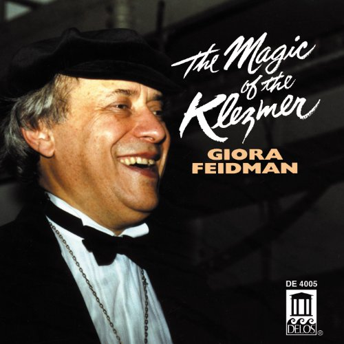 Skivomslag för The Magic Of The Klezmer