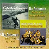 Copertina di Surfin' With The Astronauts/Everything Is A-OK!
