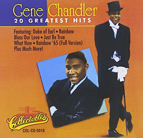 Gene Chandler - 20 Greatest Hits