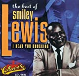 Cubierta del álbum de The Best of Smiley Lewis: I Hear You Knocking