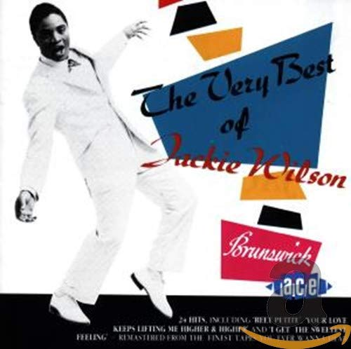 Jackie Wilson - Sing With Agip - 60