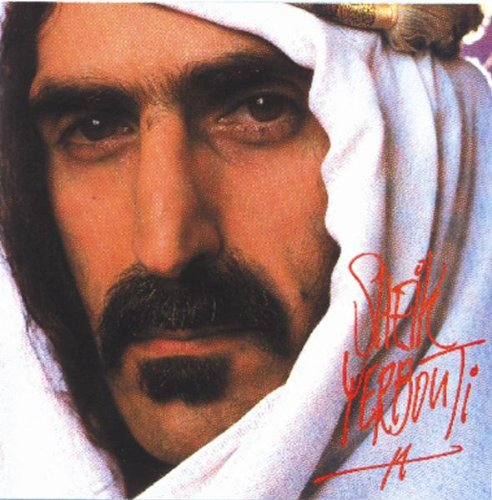 Original album cover of Sheik Yerbouti by Frank Zappa