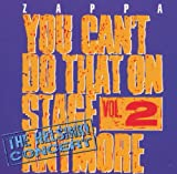 Album cover for You Can't Do That on Stage Anymore Vol.2: the Helsinki Tapes