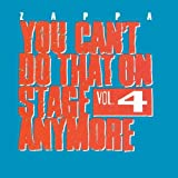 Cover von You Can't Do That On Stage Anymore - Vol. 4