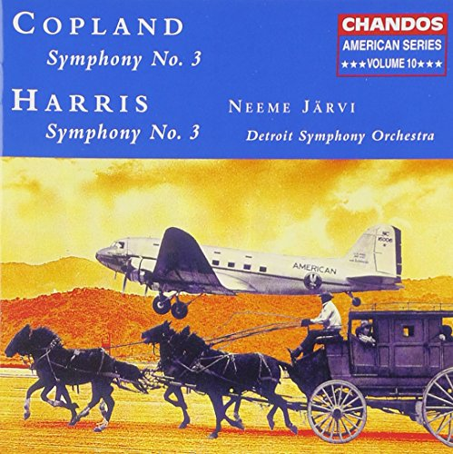 Symphony3 by Harris and Copland