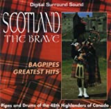 Capa de Scotland the Brave: Bagpipes Greatest Hits