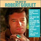 Pochette de l'album pour The Best of Robert Goulet