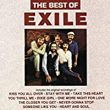 Cubierta del álbum de The Best of Exile