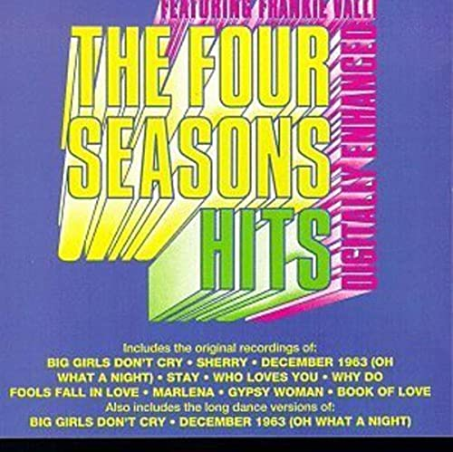 Frankie Valli & the Four Seasons - Greatest Hits [Capitol]