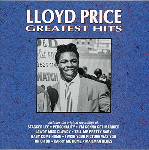 Lloyd Price: Greatest Hits (1990 Curb Release)