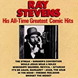 Capa do álbum His All-Time Greatest Comic Hits
