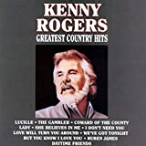 album art to Kenny Rogers Greatest Country Hits