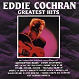 Pochette de l'album pour Eddie Cochran His 30 Greatest Hits