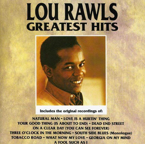 Lou Rawls - Greatest Hits