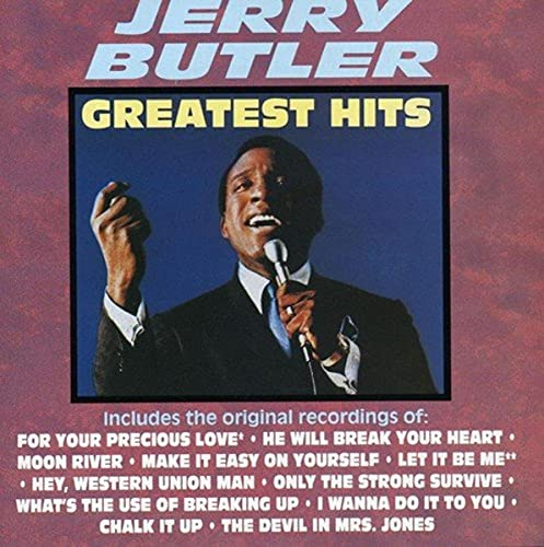 Jerry Butler - Greatest Hits