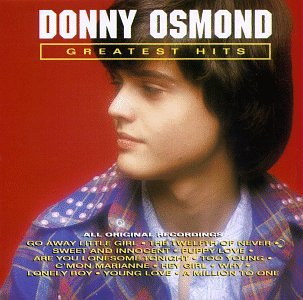 Donny Osmond - Greatest Hits