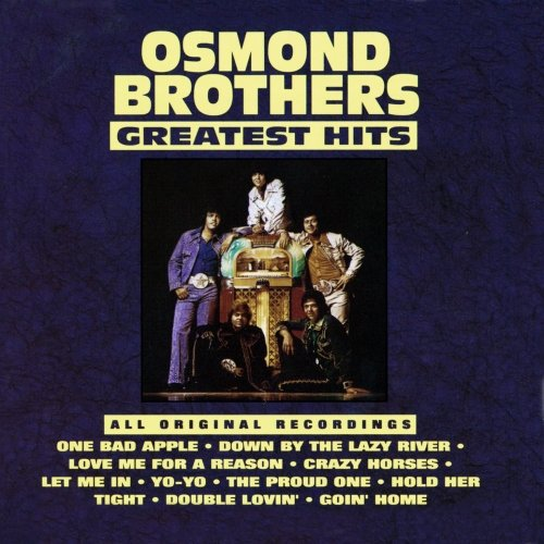 The Osmonds - Greatest Hits