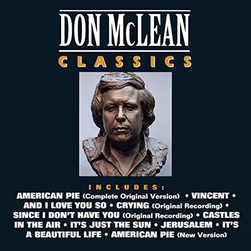 Don Mclean - Singers and Songwriters 1970-1974 - Zortam Music