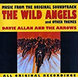 Copertina di album per The Wild Angels and Other Themes