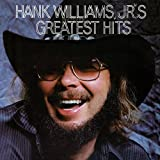 Cubierta del álbum de Hank Williams, Jr.'s Greatest Hits