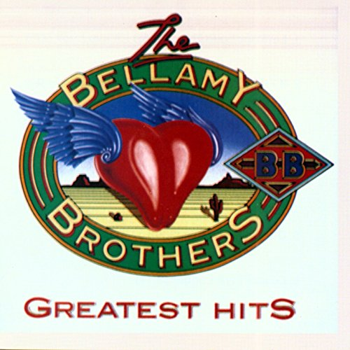 """The Bellamy Brothers - Greatest Hits, Vol. 1"" by The Bellamy Brothers album cover"