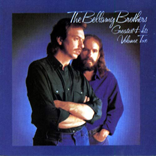 """The Bellamy Brothers - Greatest Hits, Vol. 2"" by The Bellamy Brothers album cover"