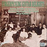 Copertina di Fingerpicking Guitar Delights