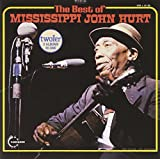 Skivomslag för The Best of Mississippi John Hurt