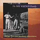 Capa de Songs From The Southern Mountains