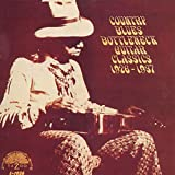 Capa de Country Blues Bottleneck Guitar Classics