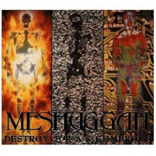 Meshuggah - Destroy Erase Improve - Zortam Music