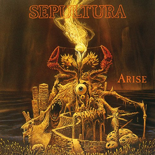 CD-Cover: Sepultura - Arise